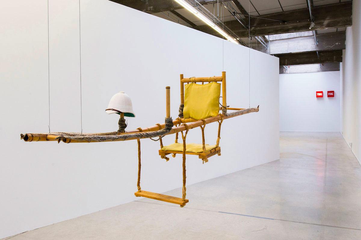 Exposition Huang Yong Ping