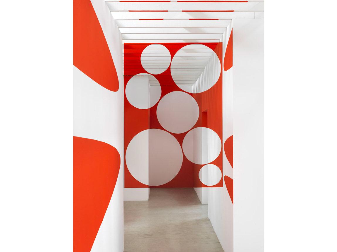 Exposition Felice Varini